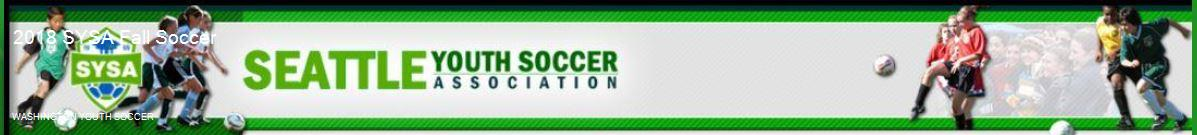 H2018 SYSA Fall Soccer banner